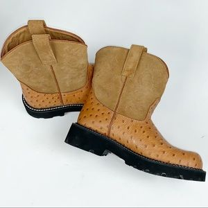 "Ariat ""Fat Baby"" 4 LR Technology Boots"
